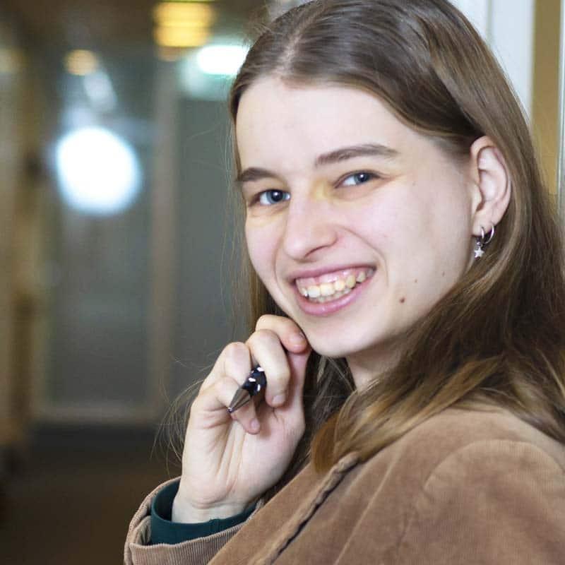 Profielfoto van Marrit